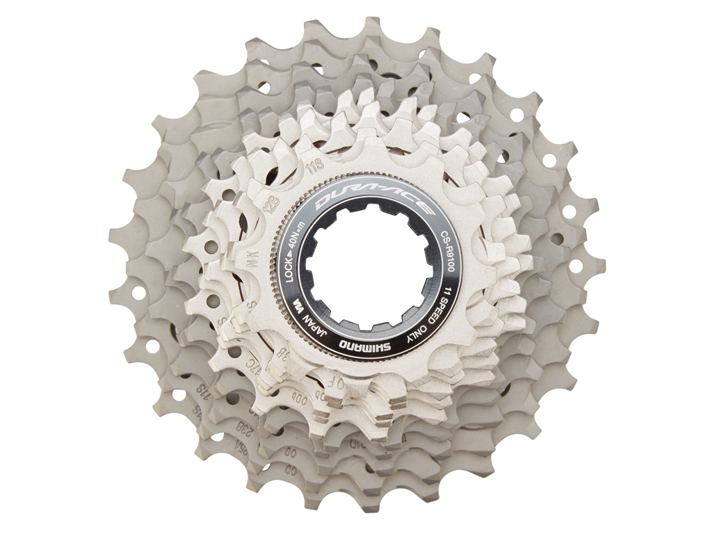 Shimano Dura Ace CS-R9100 - Kassette - 11 gear - 12-25 tands
