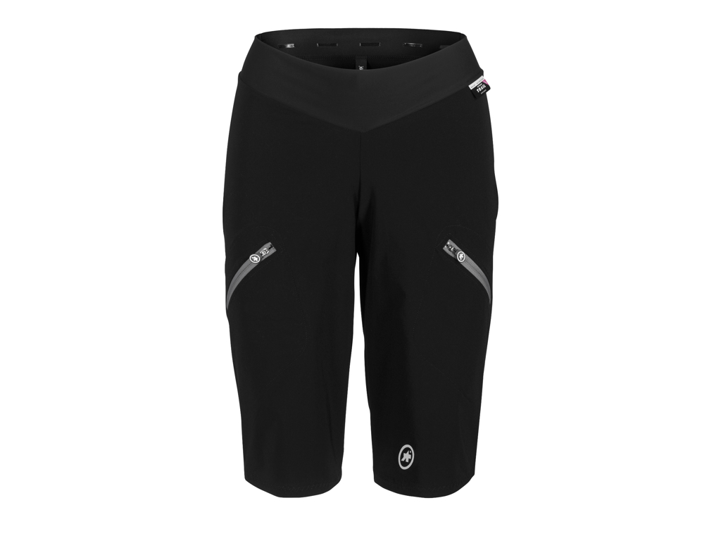 Assos Trail Womens Cargo Shorts - MTB Cykelshorts - Dame - Sort - Str. S