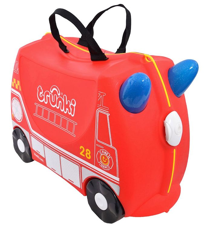Trunki Kuffert - Frant The Firetruck
